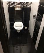 Туалет после