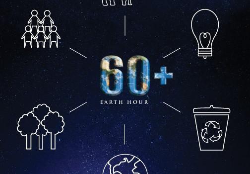 «Час Земли» в регионах России поддержали велопробегами и флешмобом.