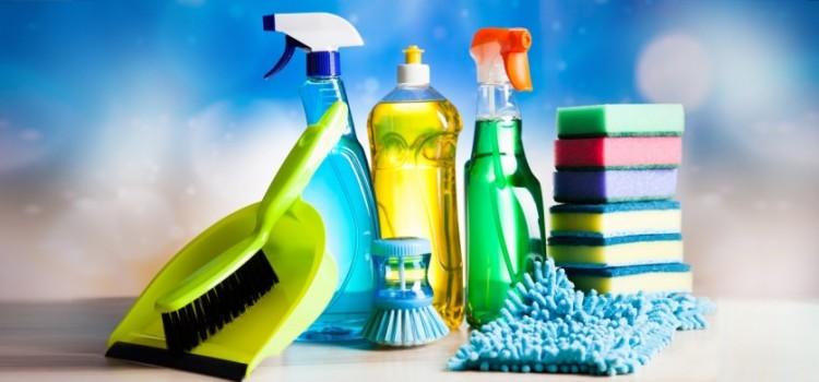 Три вида наведения чистоты