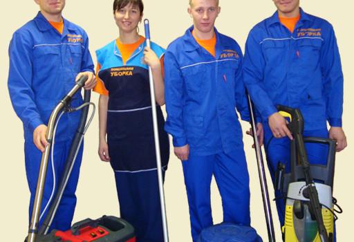 В РФ подготовлены профессиональные требования для уборщиц и дворников