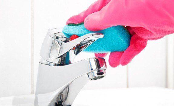 Несколько полезных советов по уборке кухни и ванной комнаты
