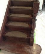 Деревянная лестница ДО