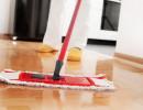 Технология уборки деревянных полов