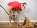 Где прячется грязь в вашей квартире?