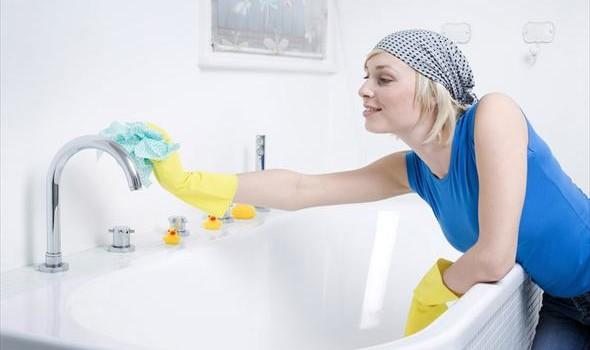 Как поддерживать постоянную чистоту в ванной