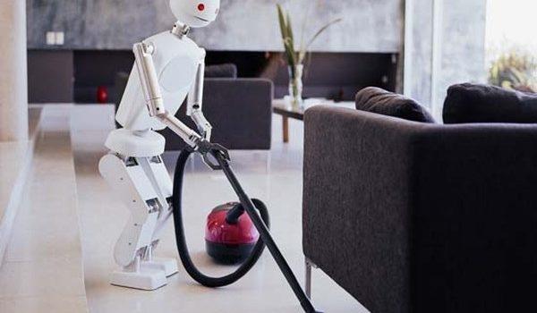 Будущее клининга. Технологии или люди