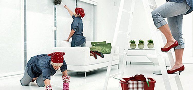 Экспресс-уборка своими руками, или как поддерживать чистоту в доме