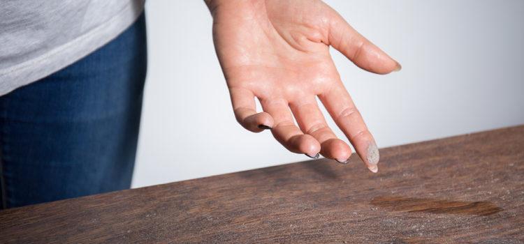 Как уменьшить количество пыли в доме