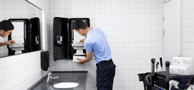 Системы подачи бумажных полотенец Tork покоряют мир