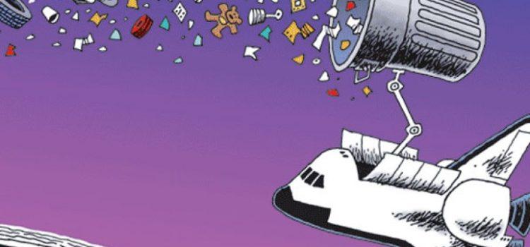 Уборка космического мусора может стать платной услугой