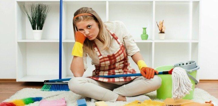 Полезные советы по уборке, которые пригодились бы вам еще вчера